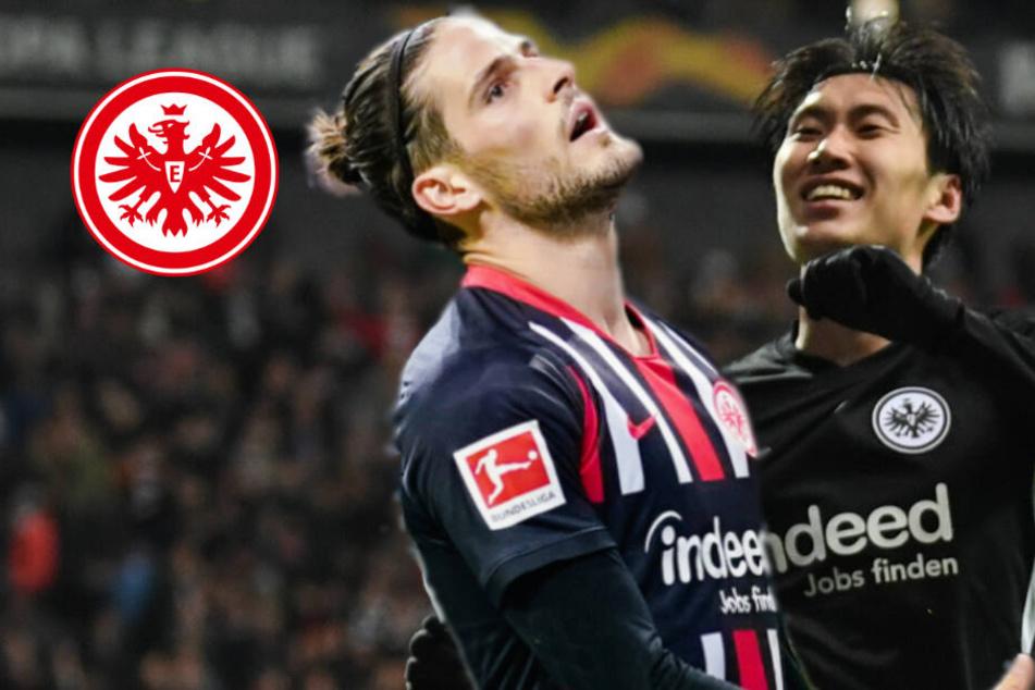 """""""Festtags-Kicker"""" vom Main: Die zwei Gesichter von Eintracht Frankfurt"""