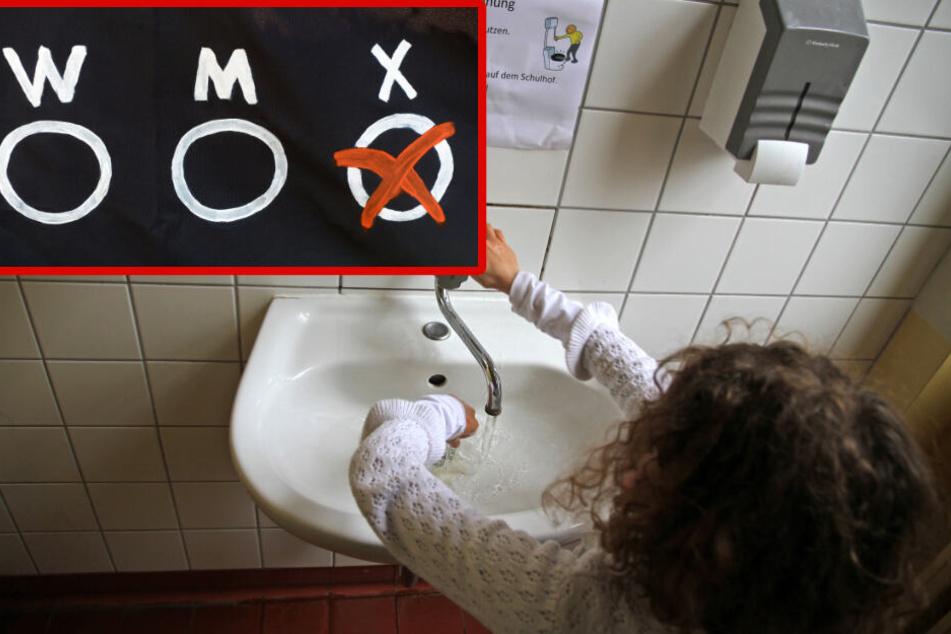 München: Grundschulen führen Toiletten für drittes Geschlecht ein