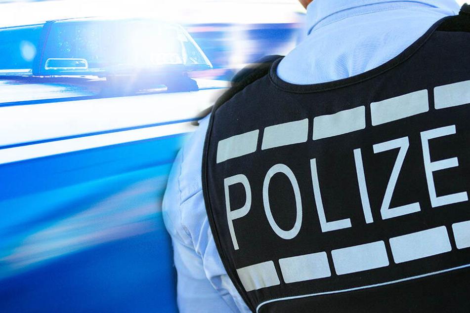 Die Polizei hat die Ermittlungen aufgenommen und sucht Zeugen. (Bildmontage)