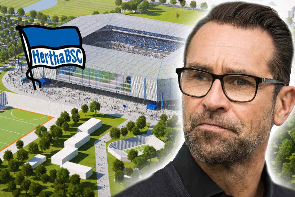 Hertha scheitert mit neuem Angebot für Stadion-Standort