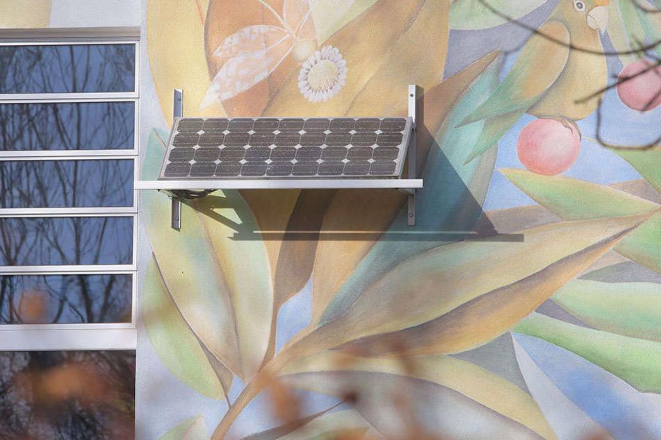 Photovoltaik- oder Solaranlagen lohnen sich kaum noch, sagt die Stadtverwaltung