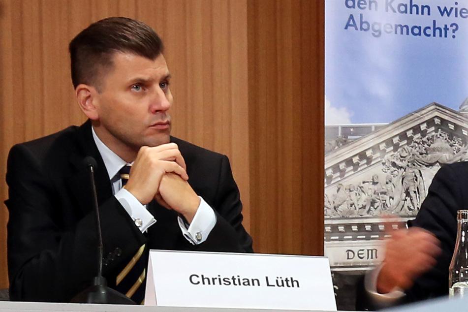 Faschismus-Vorwürfe: AfD feuert Pressesprecher laut Bericht