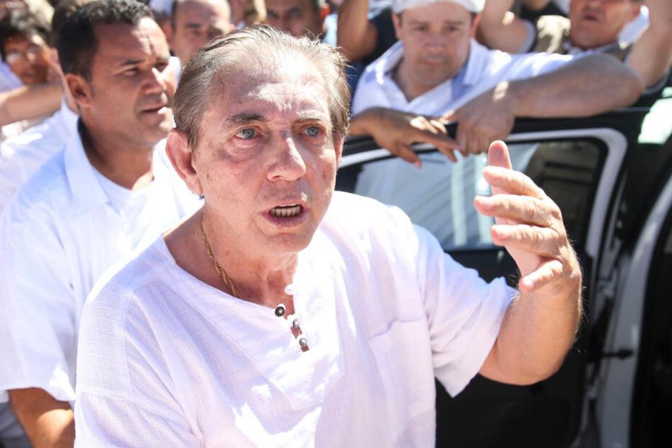 João Teixeira de Faria ist ein Hochstapler und Krimineller.