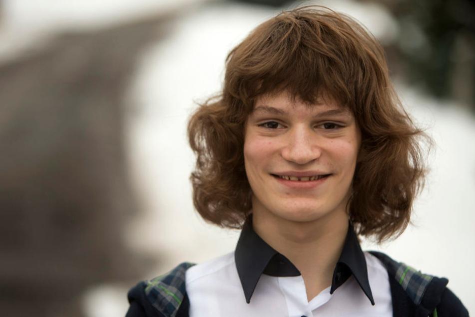 Fritz wurde mit 14 Jahren zu einer kleinen Youtube-Sensation. Sein Song über die Thüringer Klöße hat fast neun Millionen Klicks.