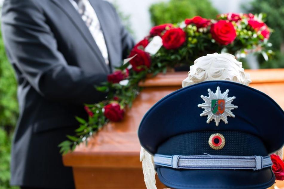 Bewegender Abschied von getötetem Polizisten (23) in Bonn