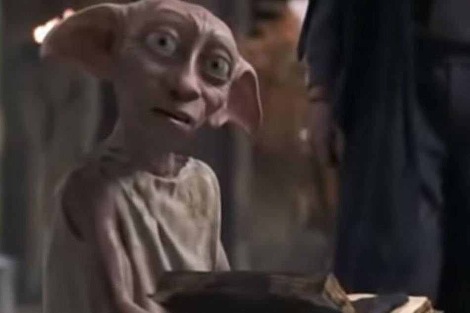 Dobby der Hauself aus Harry Potter.
