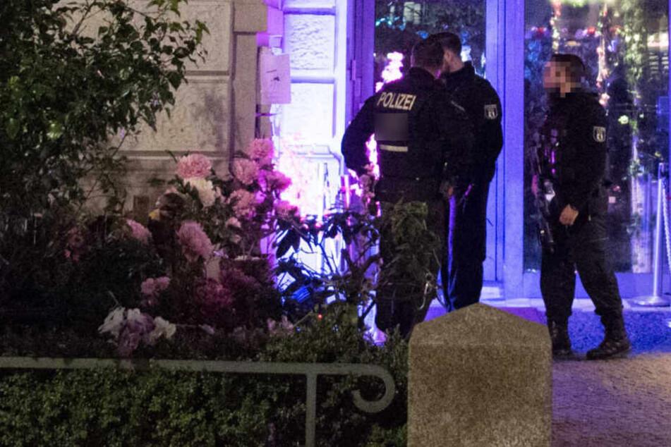In einer Leipziger Bar ist am Sonntagabend ein 27-jähriger schwer verletzt worden. (Symbolbild)