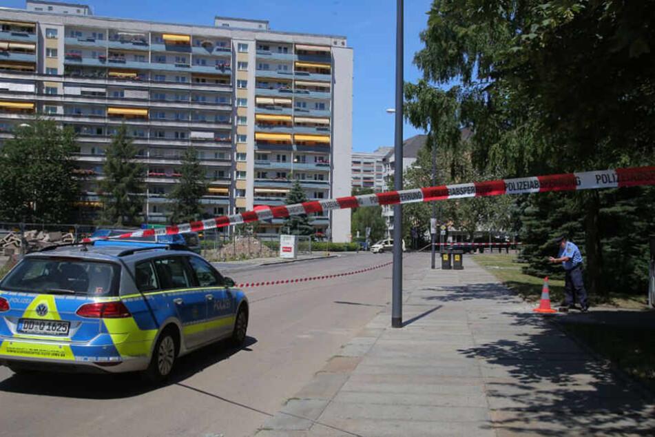 Bombenalarm: Verdächtiger Gegenstand in Wohnsiedlung gefunden