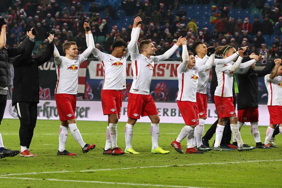 Gerade einmal sieben Jahre alt und schon auf Platz zwei der Bundesliga: RB Leipzig!
