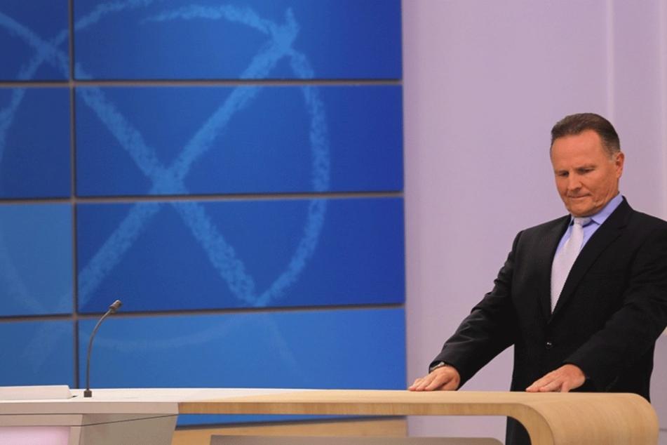 AfD-Abgeordneter Georg Pazderski ist überzeugt, dass seine Partei auf kommunaler Ebene ihre Regierungsfähigkeit unter Beweis stellen wird.