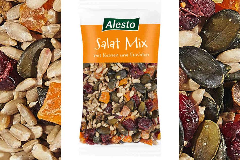 """Dieser """"Alesto Salat Mix"""" ist betroffen."""