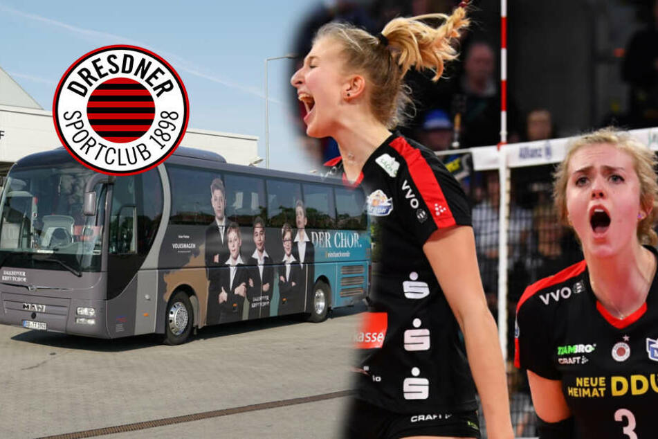 DSC fährt mit Kreuzchor durch Deutschland! Kriegt der Pokalsieger endlich seinen eigenen Bus?