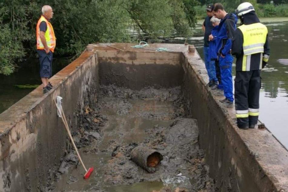 100-Kilo-Bombe in Nürnberg entdeckt! Polizei riegelt Fundort weiträumig ab