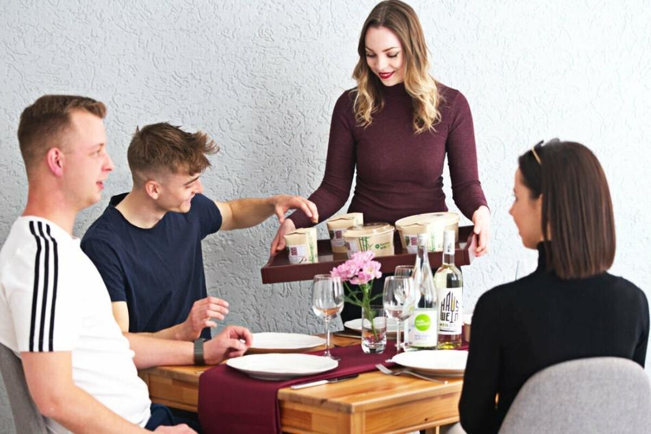 Dieser Lieferdienst bietet in Chemnitz feinste Russische Küche