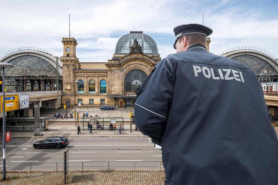 Am Hauptbahnhof wurde jetzt erneut eine Person mit Drogen erwischt. (Symbolbild)