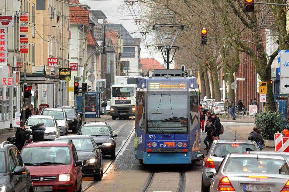 Vergleich August-Bebel-Straße: So könnte es auf der Heeper Straße aussehen.
