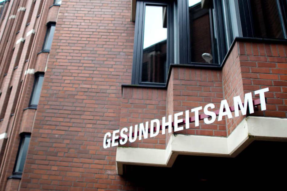 Das Gesundheitsamt in Heinsberg. Im Kreis Heinsberg gibt es den ersten bestätigten Fall des Coronavirus in Nordrhein-Westfalen.