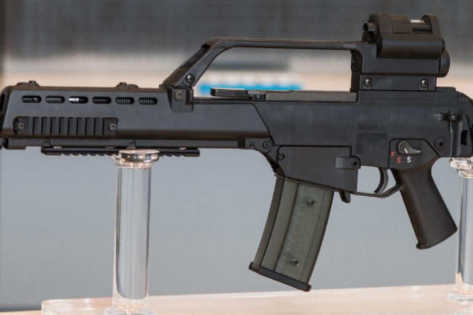 Verschuldeter Waffenhersteller Heckler & Koch modernisiert Sturmgewehre