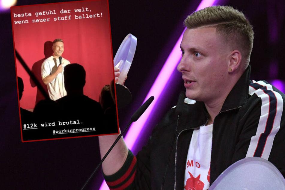 """Der """"Hype"""" geht weiter: Felix Lobrecht bringt neues Comedy-Programm raus"""