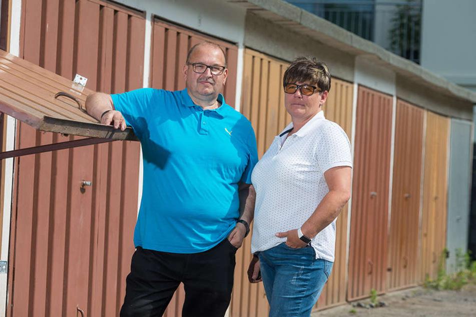 Viele Garagenbesitzer wehrten sich gegen teils enorm hohe Abrisskosten. Der Rat entscheidet jetzt, ob überhaupt dafür gezahlt werden muss.