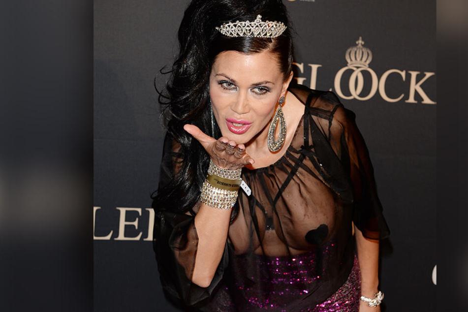 Djamila Rowe hatte öffentlich gegen Vegas geätzt.