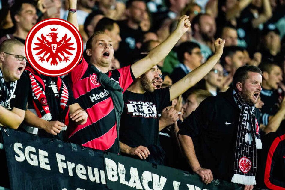 Eintracht-Fans reisen trotz Sperre nach London: Gibt es eine Chance, ins Stadion zu kommen?