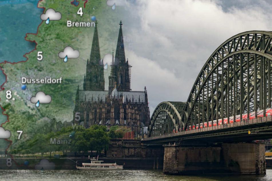 Sonne oder Wolken? So wird das Wetter in NRW