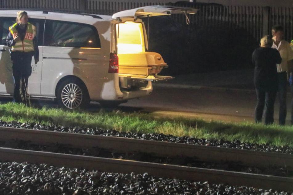 Tödliches Drama an Gelände von Volksfest: Mensch von Zug erfasst