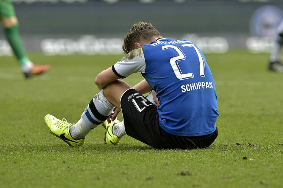 Seit dem 26. Spieltag war Sebastian Schuppan kein Thema mehr.
