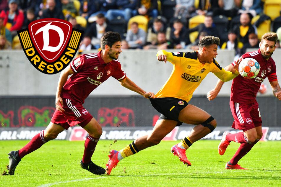 """Dynamo-Coach Schmidt zur Notbremse gegen Königsdörffer: """"Für mich war es Rot!"""""""