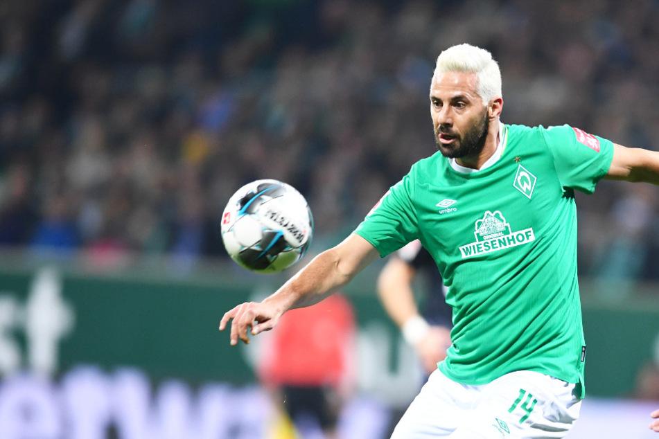Beendet Werder-Star Claudio Pizarro seine ruhmreiche Karriere mit einem Abstieg?
