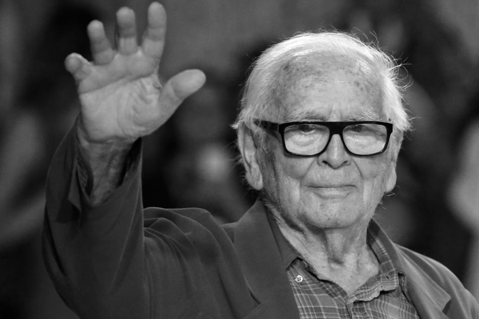 Er revolutionierte die Mode: Designer Pierre Cardin mit 98 Jahren gestorben