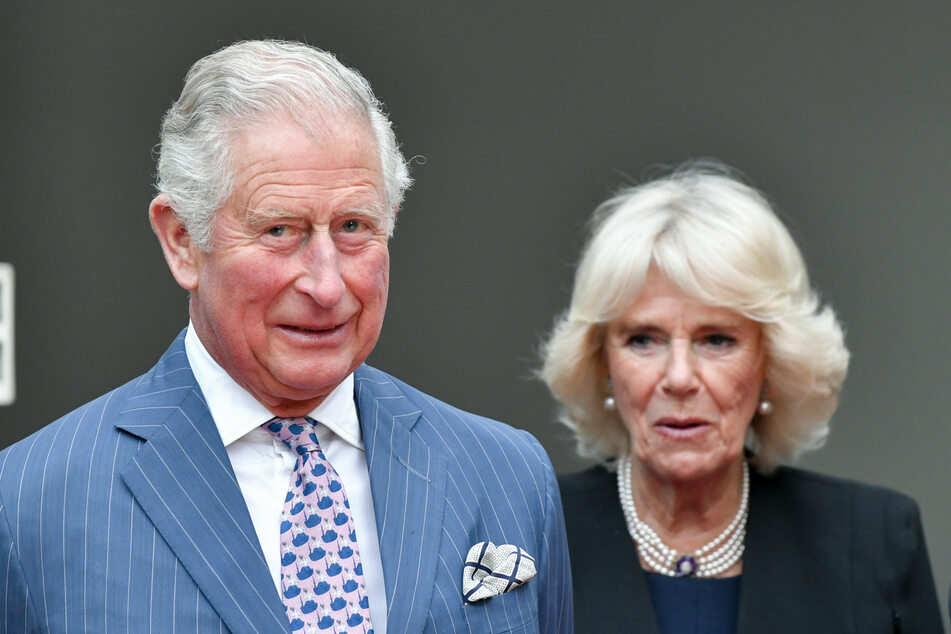 Seit 2005 sind Camilla und Charles verheiratet.