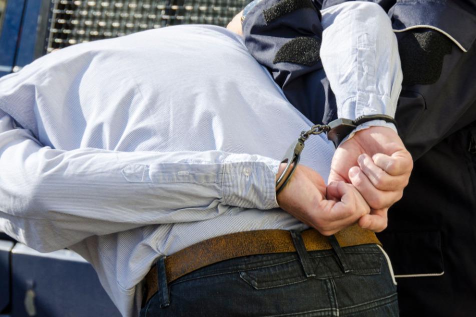 Eine 29 Jahre alter Verdächtiger wurde festgenommen und sitzt inzwischen in Untersuchungshaft (Symbolbild).