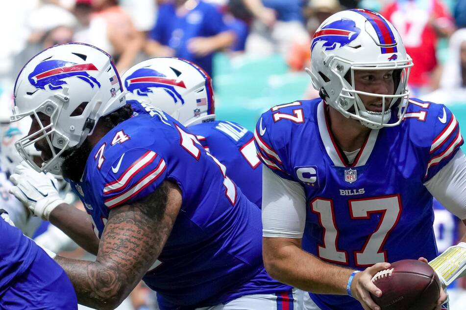 NFL: The Bills wipe out the Dolphins with a dominating performance on the road
