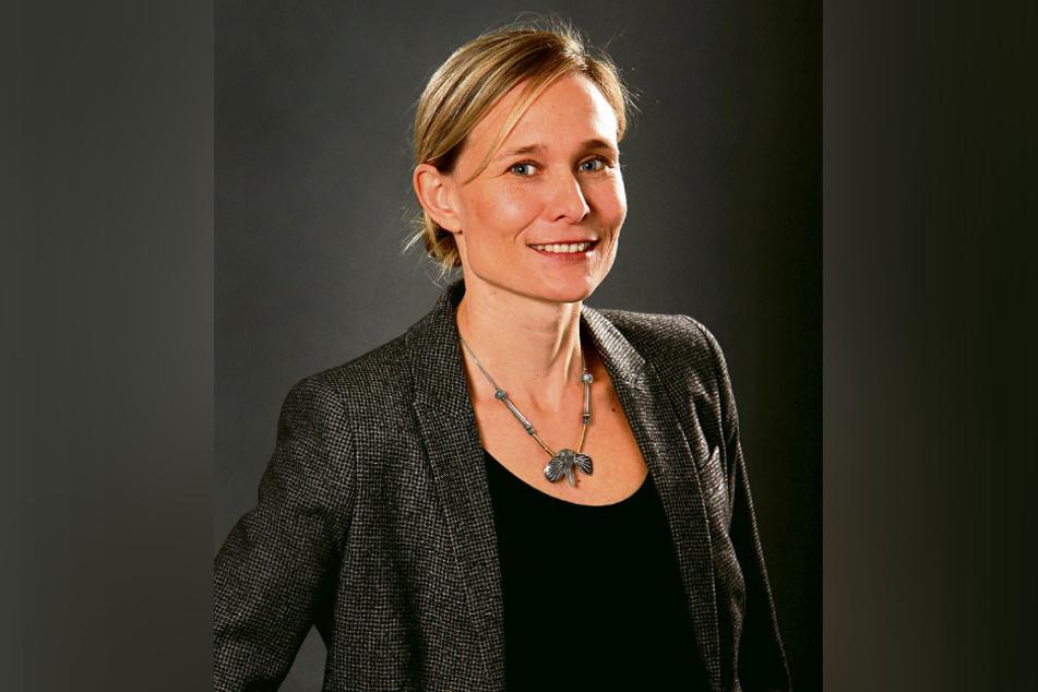 Barbara Sarx-Lohse, Geschäftsführerin des Brauerbunds Sachsen.