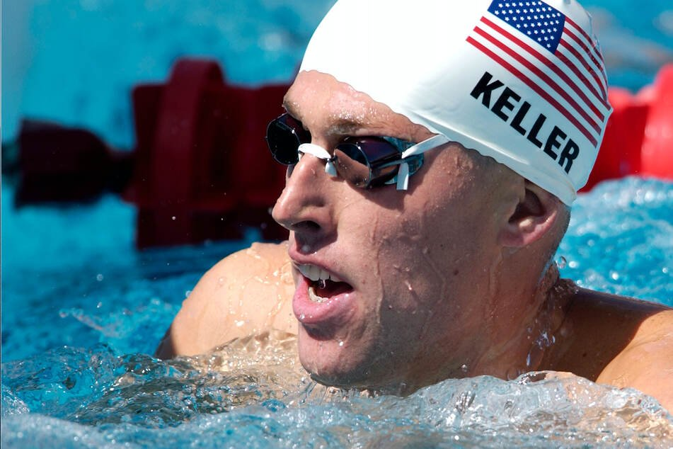 Olympic swimmer Keller arrested for involvement in US Capitol riot