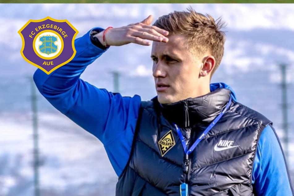 Shpileuski oder Shpilevski? Egal! Aues neuer Coach ist aus Minsk