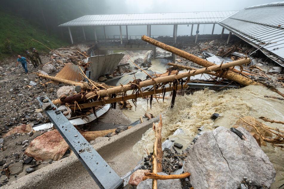 Der BSD-Generaldirektor für Deutschland hat die Schäden auf einen zweistelligen Millionenbetrag geschätzt.