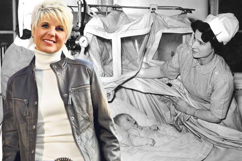 Linda Feller (50) ist am Standort  der sowjetischen Truppen im thüringischen Ohrdruf aufgewachsen.     Sympathisch, fröhlich und immer einen tollen Song auf den Lippen: Das ist  Countrysängerin Linda Feller. Dabei  war ihr Start ins Leben alles andere