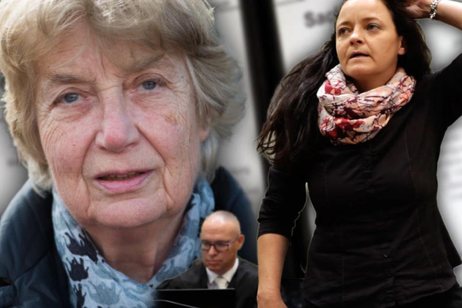 Das Urteil im NSU-Prozess gegen Beate Zschäpe (r.) wird mit Spannung erwartet.