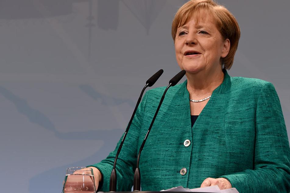 Für ihren Wahlkampf kommt Angela Merkel auch nach Herford.