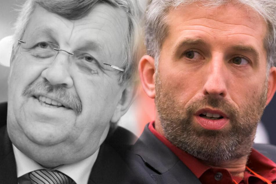 """""""Linke Gesinnungspolizei"""": Boris Palmer über links- und rechtsextreme Morde"""