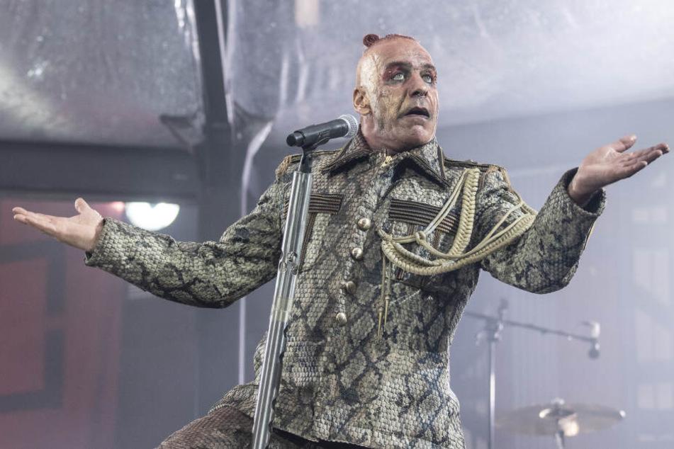 Till Lindemann (56) verabschiedet sich in die wohlverdiente Tour-Pause.