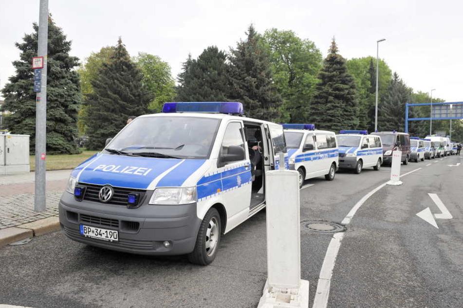 Im Zusammenhang mit den Protesten und Demonstrationen in Chemnitz gibt es bisher 51 Ermittlungsverfahren.