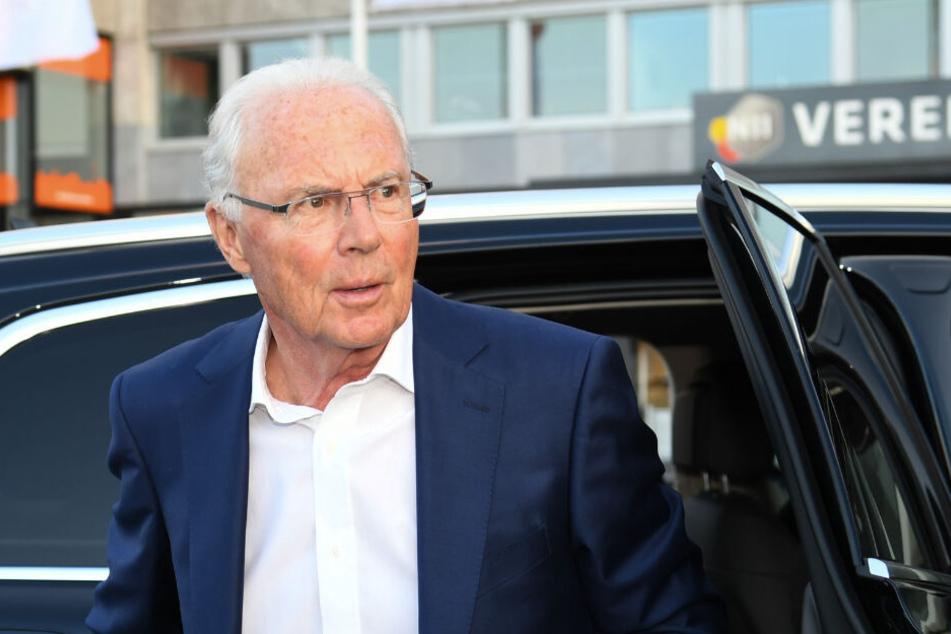 Franz Beckenbauer hatte bereits zwei Operationen am Herzen.