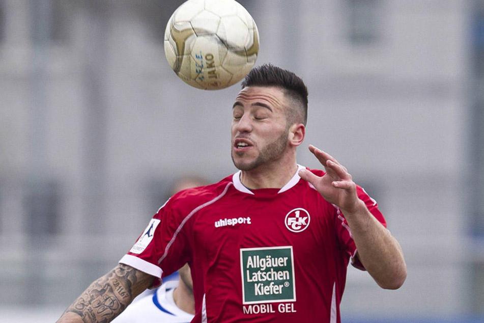 Bis Sommer 2015 kickte Calogero Rizzuto für den1. FC Kaiserslautern,durchlief dort die Nachwuchsschule.