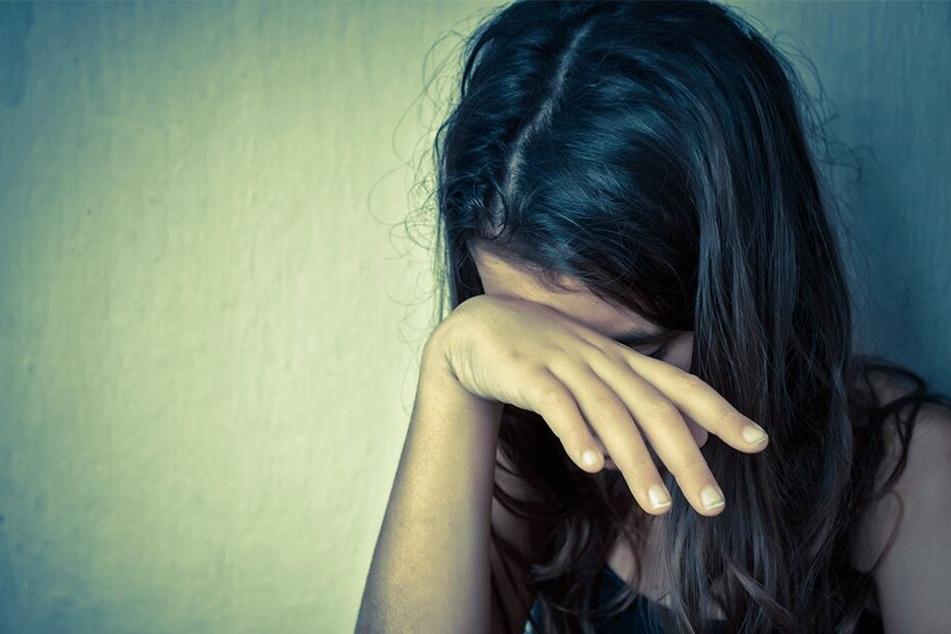 Die 17-Jährige machte Schreckliches durch (Symbolbild).
