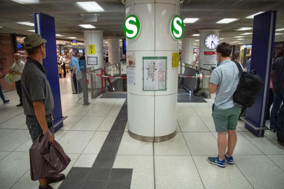 Nach Wasser in Tunnel: S-Bahnen auf Stammstrecke fahren wieder