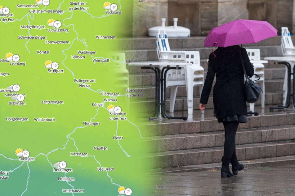 Regen und Schnee: Nächste Woche macht der Frühling Pause